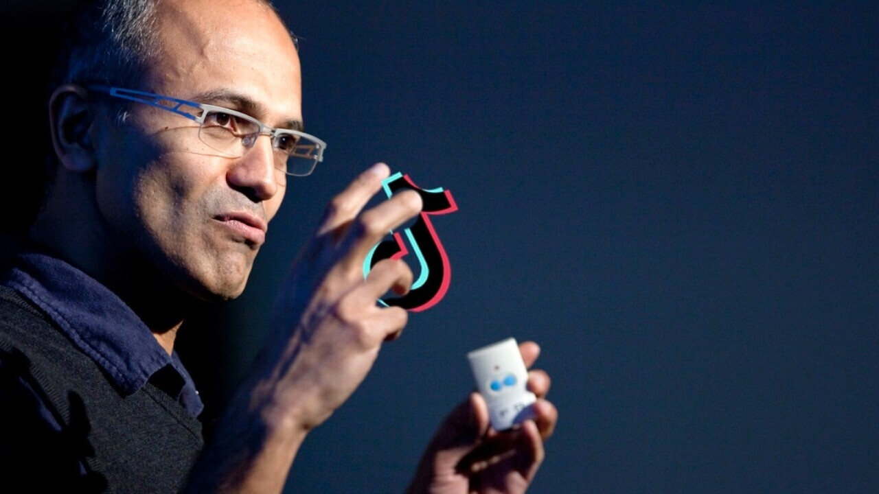 Microsoft CEO opens up about last year's failed TikTok deal