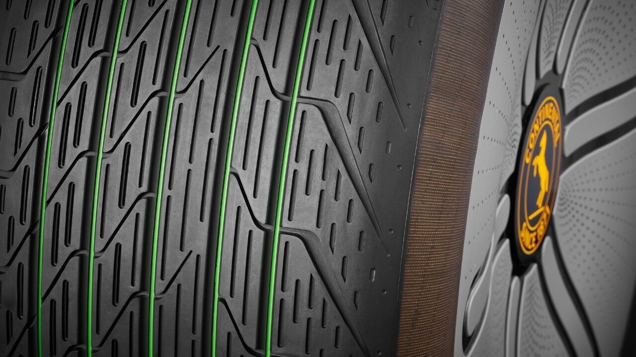 Can you make tires from dandelions and rice? Continental says HELL YEAH