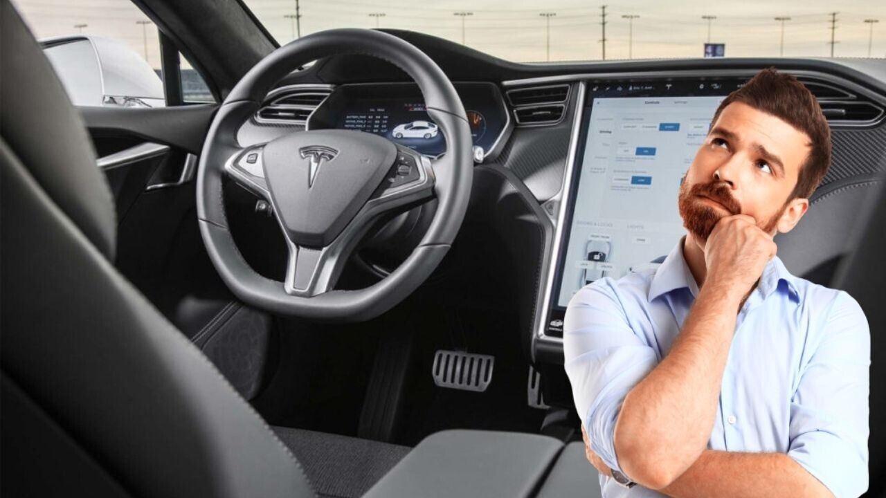 Tesla's Full Self Driving Beta 10 is here — but that's not as cool as it sounds
