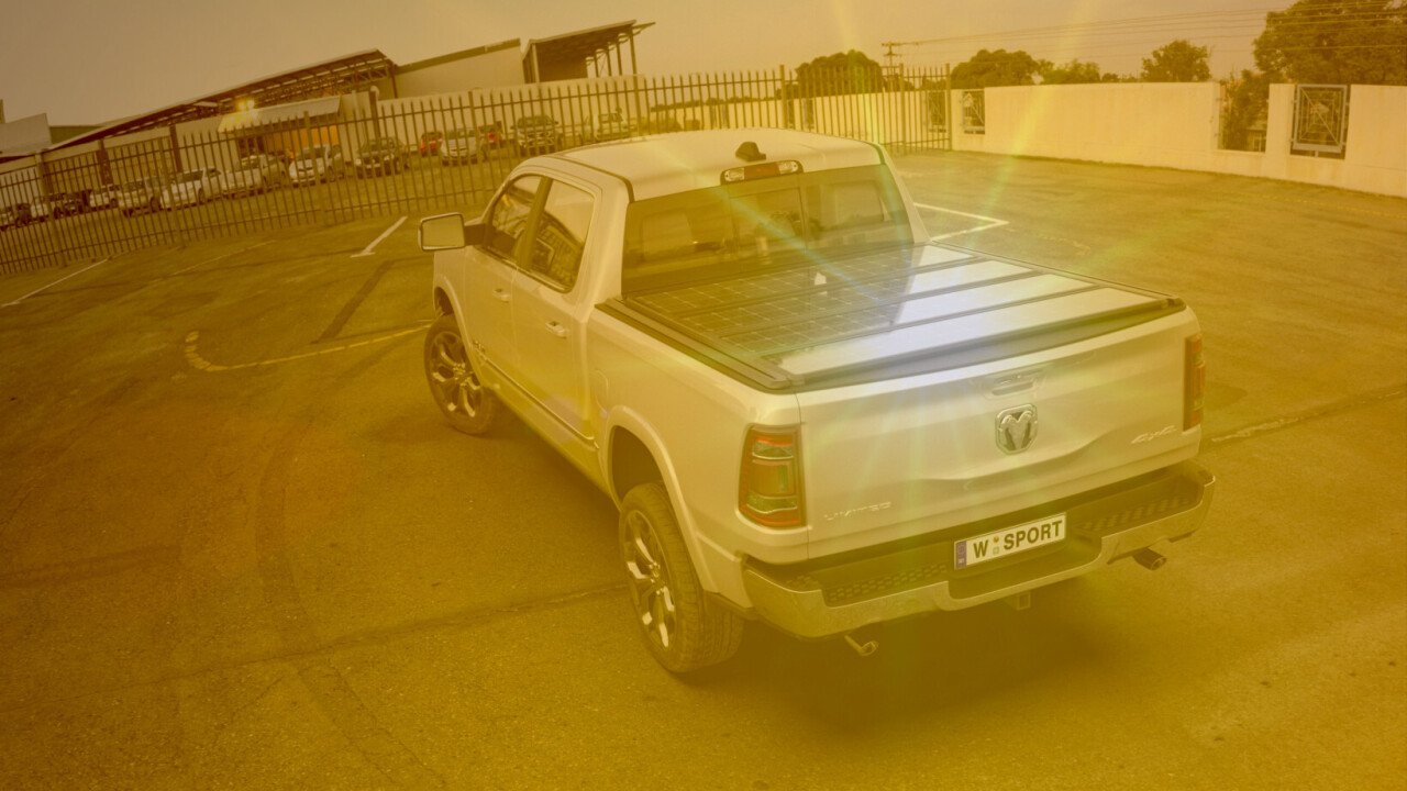 This company wants to make your truck solar-powered