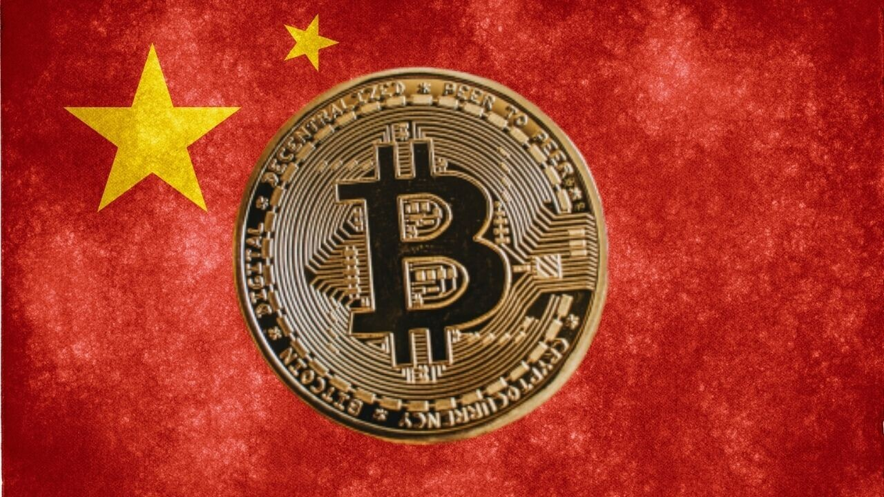 Bitcoin dives after China declares all crypto transactions illegal