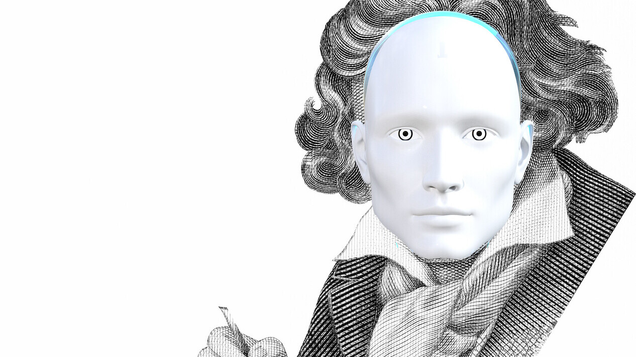 Beethoven never finished his 10th Symphony. Computer scientists just did