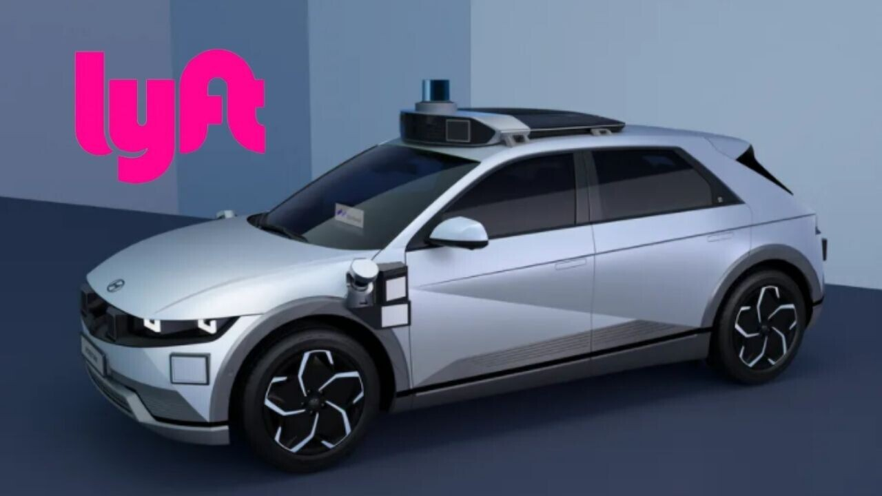 Lyft's new robotaxi will be a Hyundai Ioniq 5… but not really