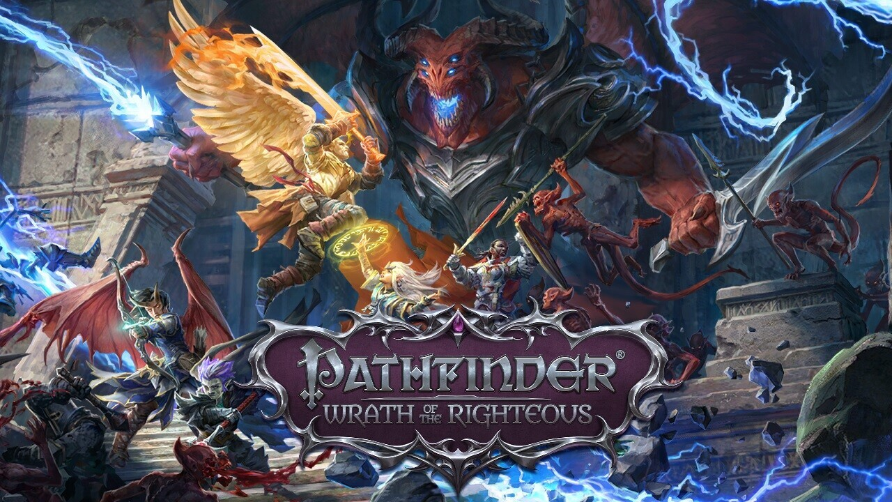 Pathfinder: Wrath of the Righteous review – I keep rolling, rolling, rolling