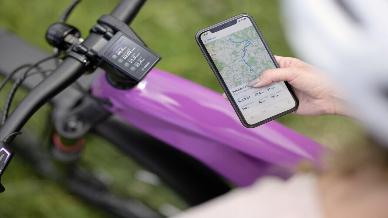 Bosch brings ebike personalization through smart hardware and OTA updates