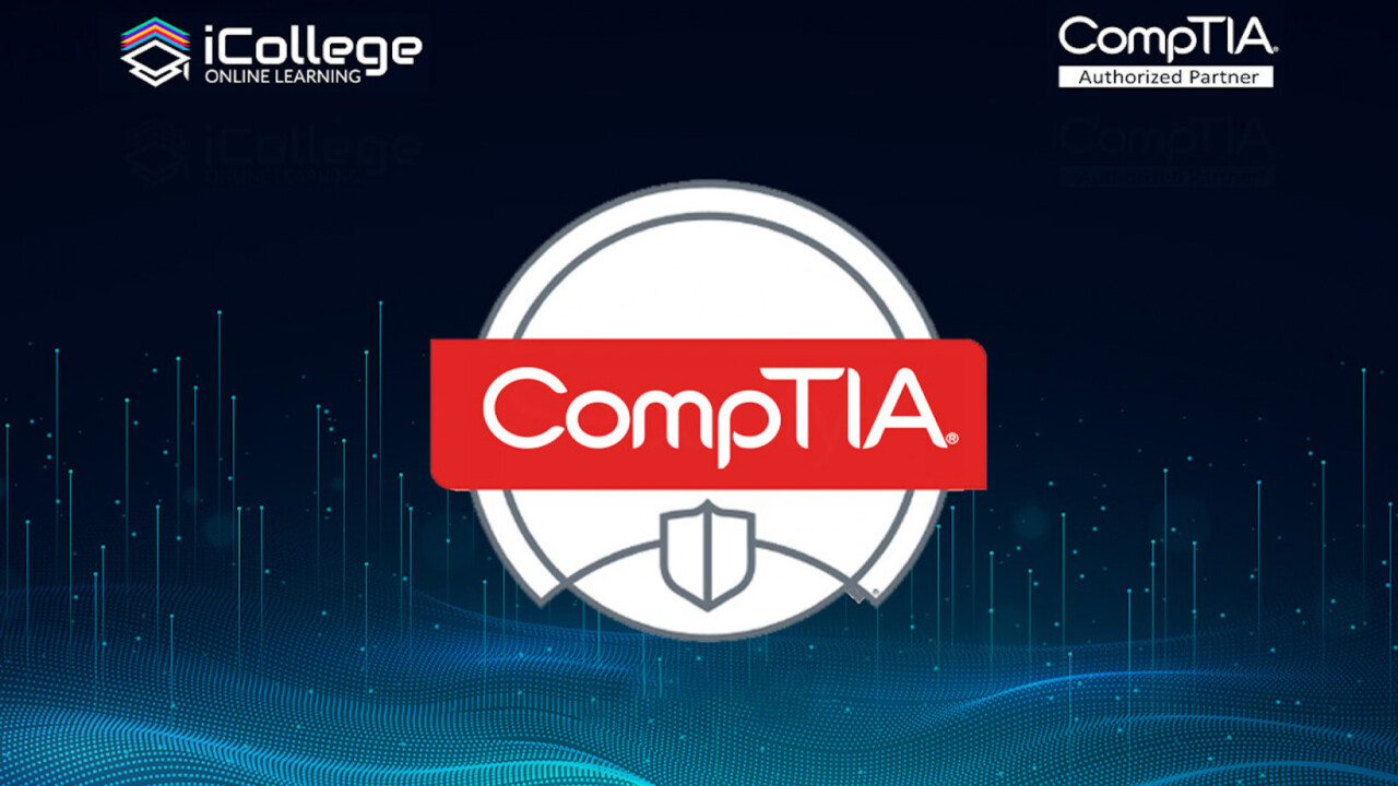 Thrust yourself to the top of an IT hiring search with this CompTIA security certification collection