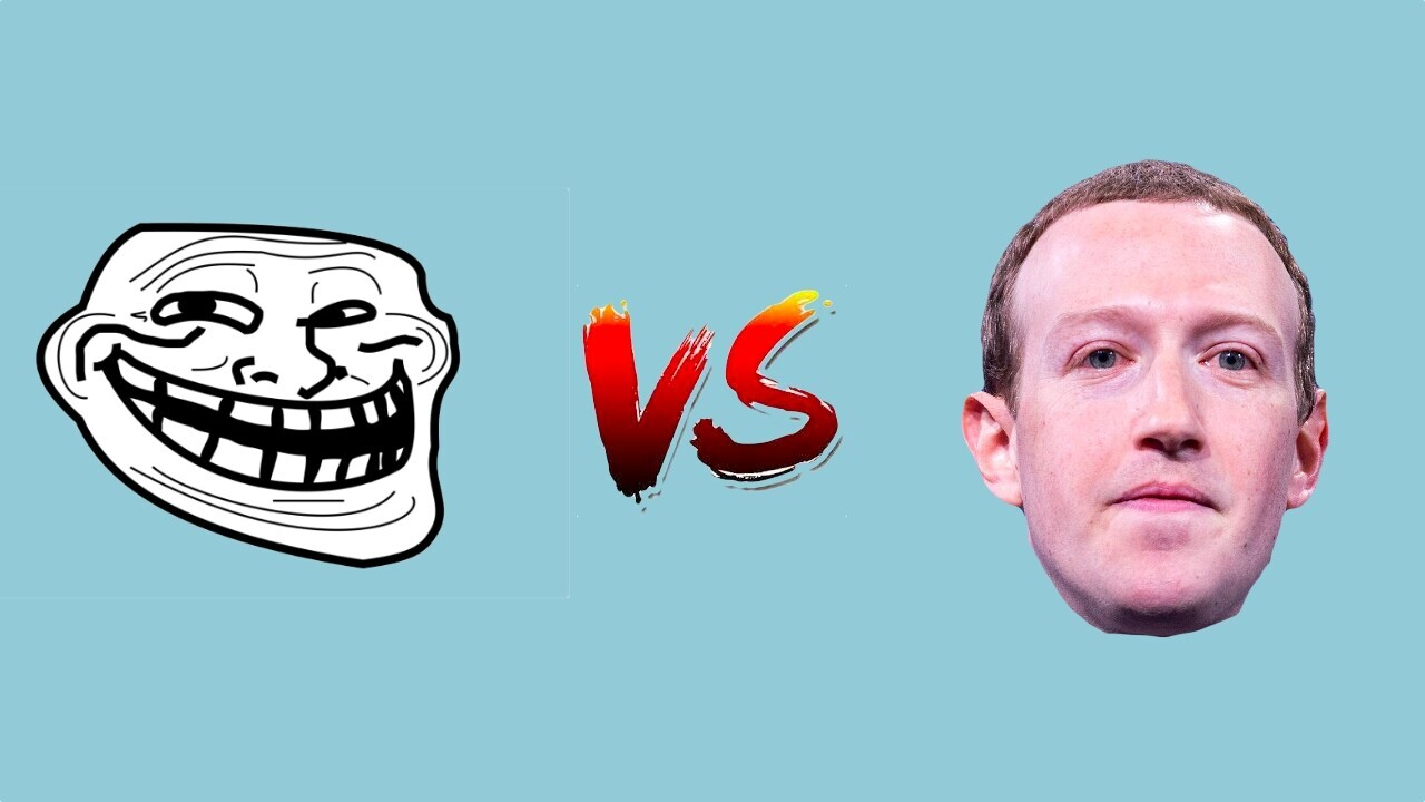 Facebook adopts a new troll battling technique — but it's got bigger problems from its past