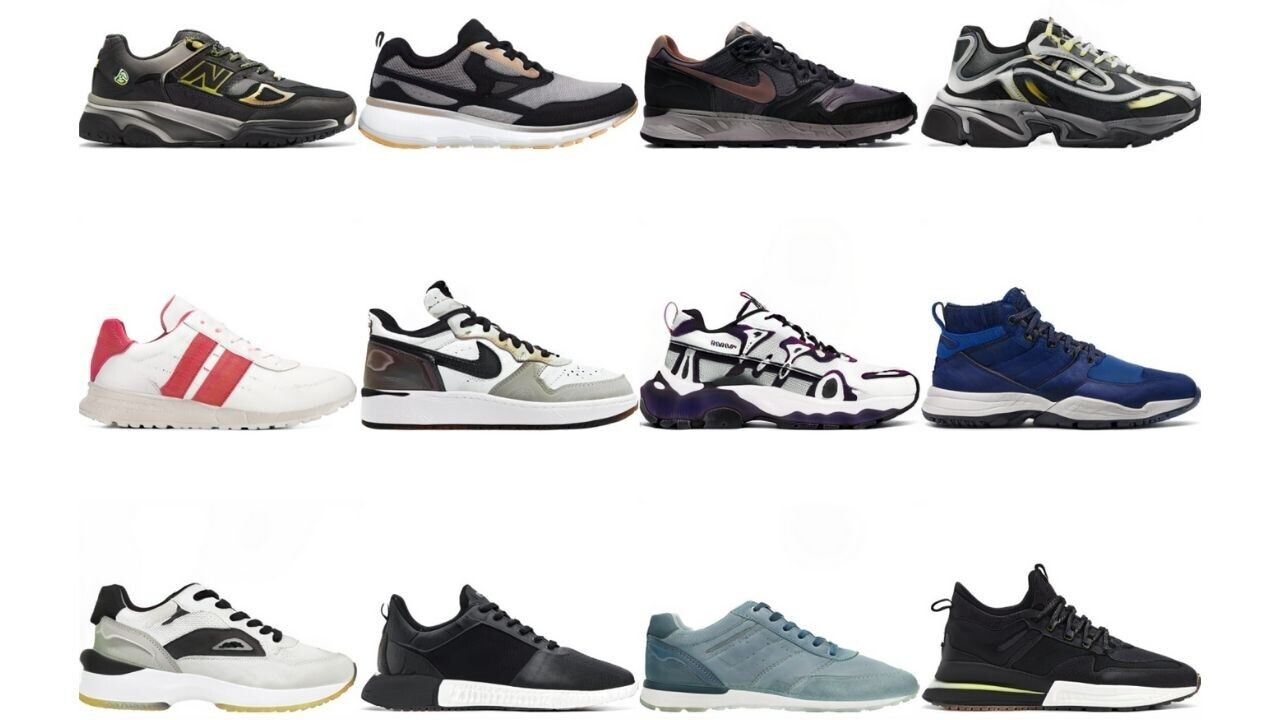 AI can now design slicker sneakers than Kanye West