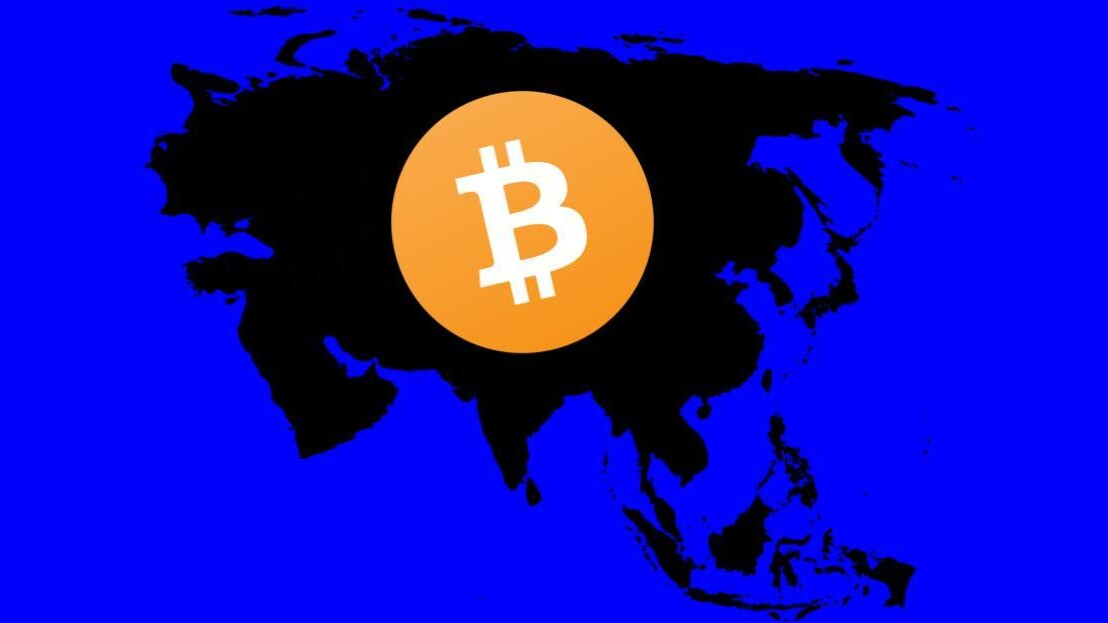 cryptocurrency in asia