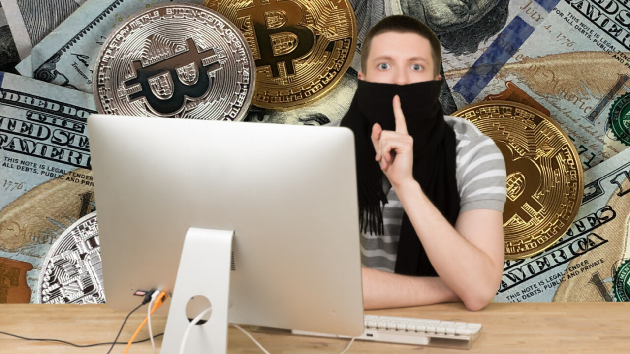 how to trade cryptocurrency anonymously