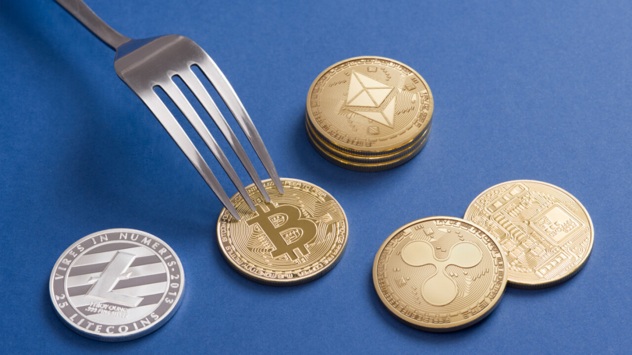 what is fork in cryptocurrency