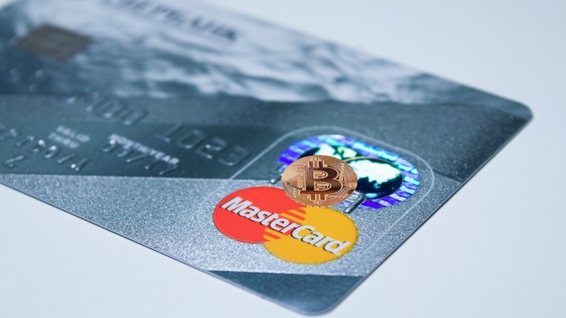 credit card processing for cryptocurrency