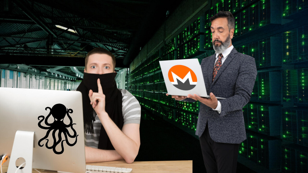 monero cryptocurrency mining vulnerability fortigate