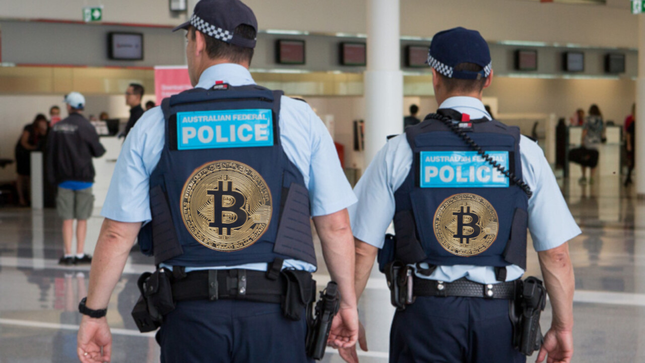 can the government seize bitcoin