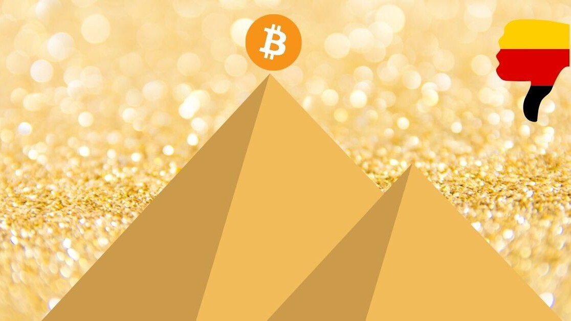 cryptocurrency is a pyramid scheme