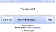 Google Apps for the iPhone Gets A Slicker UI Featured Image