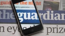 The Guardian's iPhone and iPad apps – now with added Twitter! Featured Image
