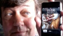 Stephen Fry knocks UK Prime Minister off audioBoo chart – with 60 listens a second Featured Image
