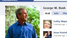 George W. Bush Joins Facebook About 4 Years Too Late