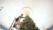 Time to set up the Christmas Tree, White House Style Featured Image
