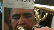 Obama the Trumpetist Featured Image