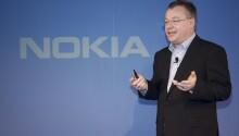 Watch Nokia CEO Stephen Elop tease Wednesday's Windows Phone 8 launch