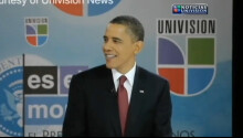 Obama: I'm the President… you think I have to borrow a computer? [video] Featured Image