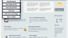 Terra, the iPad's best web browser, adds Twitter, Facebook & Instapaper support. Featured Image