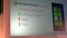 Windows Phone Mango update to roll out to AT&T customers on September 27