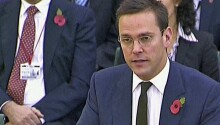 James Murdoch resigns as Director at the Sun and the Times' publishing companies