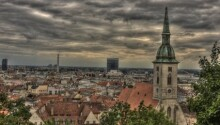 Is Slovakia's capital Bratislava on track to join the top European tech startup cities? Featured Image