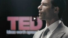 Watch this epic TED Talk from 2023, created by Ridley Scott and starring Guy Pearce
