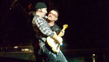 Dropbox found what it was looking for, Bono and The Edge from U2 are now investors