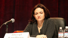 Facebook COO Sheryl Sandberg joins Board of Directors as its first female member