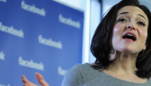 Facebook's Sheryl Sandberg to pen a book about her life in leadership