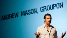 Investors push Groupon down 15% after it declines to fire its CEO, Andrew Mason