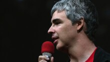 Google CEO Larry Page reportedly interested in building a better airport and a model city
