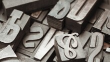 Typography in ten minutes: Five things you should know when designing with type Featured Image