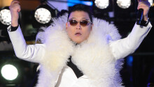 Messaging app Line offers free PSY stickers – but only if you watch his new single on YouTube first