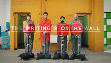 The making of a viral video: OK Go takes us behind the 'wall' Featured Image