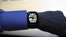 Hands-on with the Apple Watch, sort of