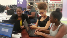 """Is Google's """"Made with Code"""" program getting more girls into tech? Featured Image"""