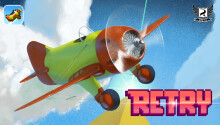 Rovio tries again with RETRY, its first game under experimental publishing arm LVL11 Featured Image