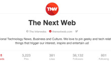 Pinterest updates its profile pages with round photos and a centered design Featured Image