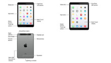 Apple has leaked details of the iPad Air 2 and iPad mini 3 on iTunes