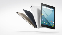 Google's Nexus 9 tablet and Nexus Player are now available from the Play Store