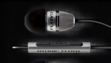 Atomic Floyd's latest premium earphones are made of titanium, and they pack a punch Featured Image