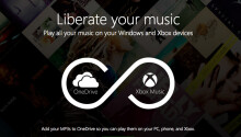 Xbox Music will now play your music stored in OneDrive Featured Image