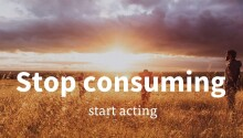 Stop consuming, start acting Featured Image
