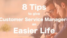 8 tips to help customer service managers make their lives easier Featured Image